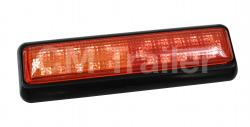 AMBER/RED MULTI-VOLT LED TAIL LAMP