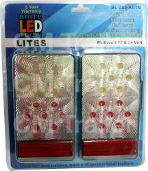 LED COMBINATION TAIL LAMP KIT