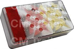 WATERPROOF COMBINATION TAIL LAMP
