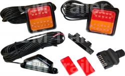 SUBMERSIBLE MULTI VOLT LED LIGHTING KITS