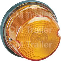 AMBER MARKER LAMP