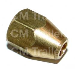 BRASS TUBE NUT