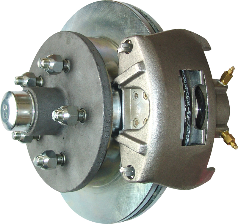 hydraulic vented disc brakes